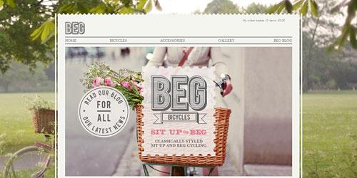 Перейти на Beg Bicycles