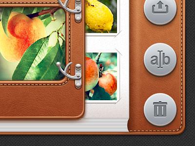 Перейти на Photoalbum s controls