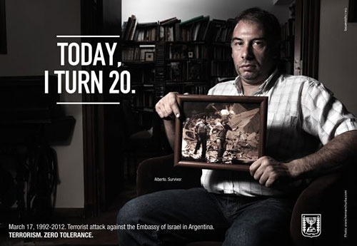 Перейти на Embassy Of Israel In Argentina Survivors 20 Years Later Alberto