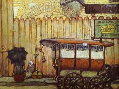 Omnibus in Vilno