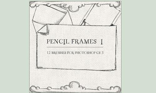 Скачать Pencil Frames I