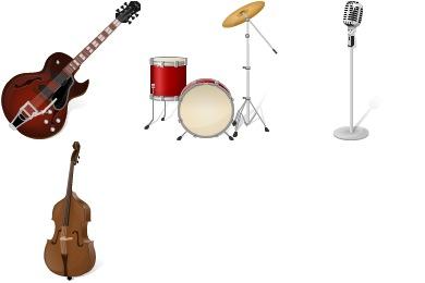 Скачать Free Instruments Icons