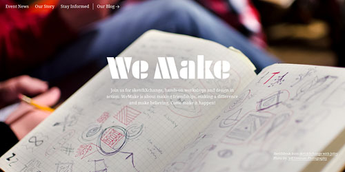 Перейти на We Make Pdx