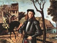 Кукольная реалистичность средневековья от художника Карпаччо
