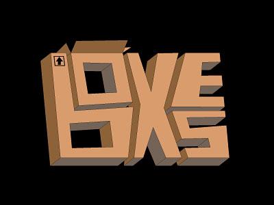 Перейти на Boxes Short Film Logo