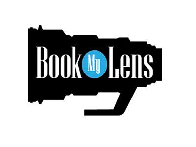 Перейти на Book My Lens Final Logo