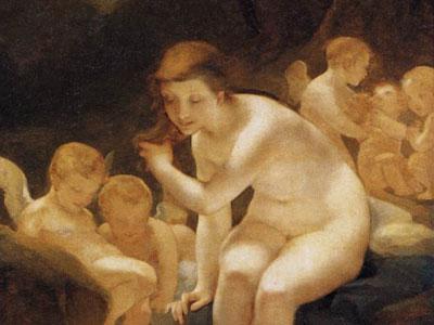 Venus Bathing
