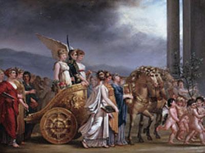Apotheosis of Napoleon Bonaparte