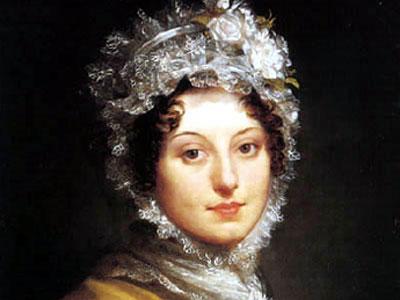 La marechale Lannes, duchesse de Montebello