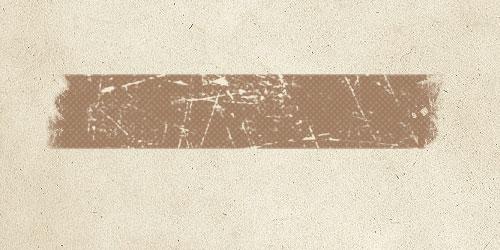 Создаем в фотошопе гранжевый логотип на текстурном фоне