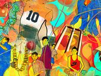 Интервью дизайнера Archan Nair, креативного мастера коллажа из Индии