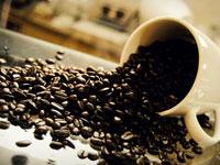 Скачать бесплатно текстуры с изображением кофейных зерен