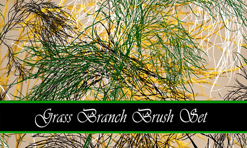 Скачать Grass Brunch Brushes