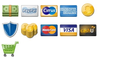 Скачать Payment Icons By Webiconset