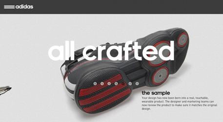 Перейти на Adidas Design Studios