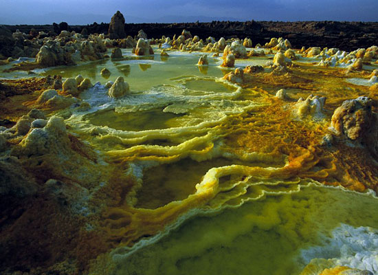 Перейти на Dallol Minerals