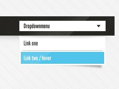 Перейти на Dropdown