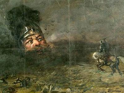 Фрагмент сказки Руслан и Людмила