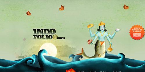 Перейти на Indo Folio