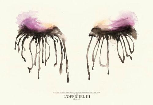 Перейти на L'Officiel III: Blurred Eyes, Old