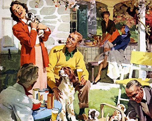 U.S. Brewers Foundation, 1955