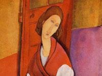 Точная физиогномика и уникальные характеры на портретах Модильяни