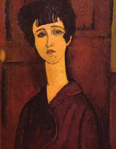 Портрет девушки (Виктория)