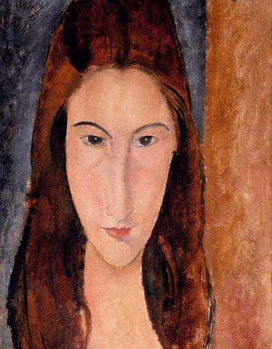 Жанна Эбютерн
