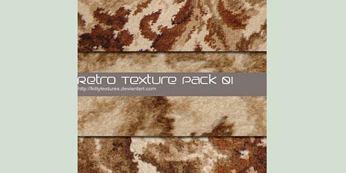 Скачать Retro Texture Pack