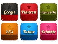 Скачать бесплатно 20 наборов разнообразных иконок за июль