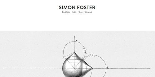 Перейти на Simon Foster Design