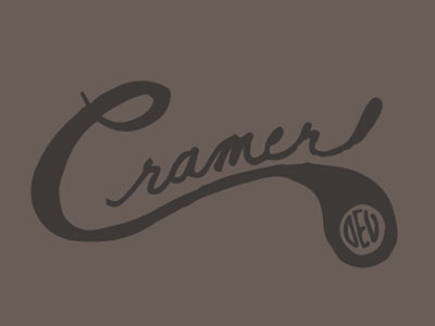 Перейти на Cramer Dev Hand Drawn Logo Daily Drawing No 8