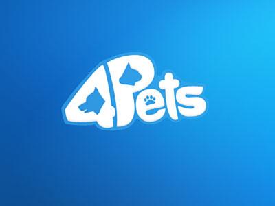 Перейти на 4Pets Logo
