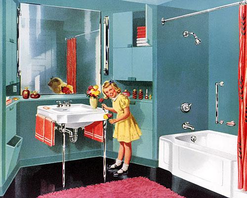 Cosmopolitan Bench Bath
