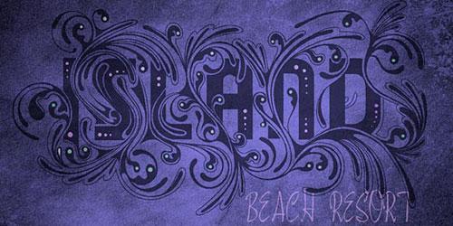Перейти на Typography By Petra Iston