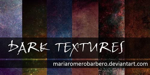 Скачать Dark Textures Pack