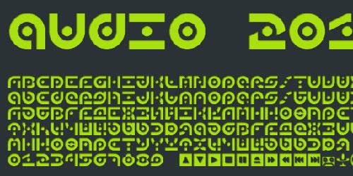 Audio 2012