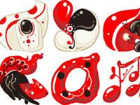 Скачать бесплатно 20 наборов разнообразных иконок за август