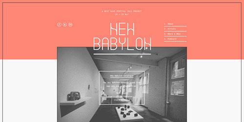 Перейти на New Babylon