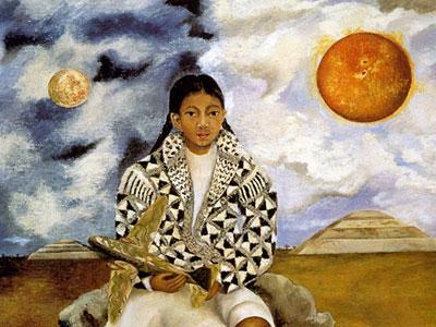 Лука Мария, девочка из Теуакана