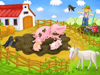 Перейти на Свинки-Балбески