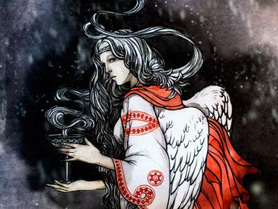 Перейти на Ангел Снежный