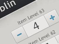 Стильные элементы в оформлении пользовательских интерфейсов за июль