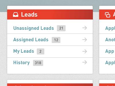 Перейти на Leads