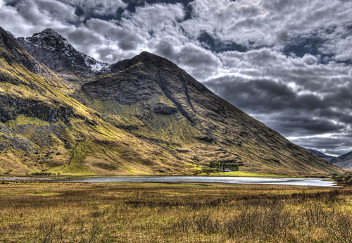 Перейти на Evening In Glencoe