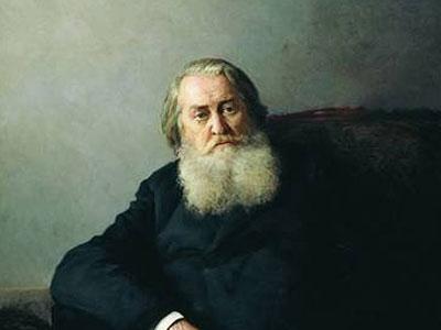 Портрет А.Н. Плещеева