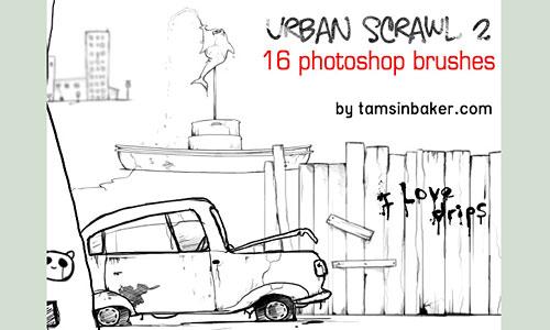 Скачать Urban Scrawl 2