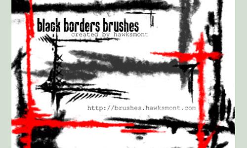 Скачать Black Borders