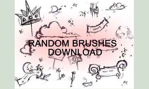 Скачать Random Brushes