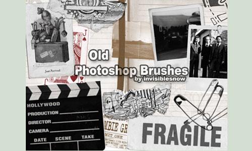 Скачать Old Essentials Brushes
